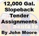 12,000 Slopback Tender Assignments
