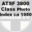 Santa Fe 3800 Class Photo Index Circa 1950