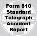 Form 810 Standard - Telegraph Accident Report
