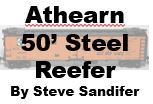 Model Review - Atearn 50-foot Steel Reefer