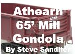 Model Review - Atearn 65-foot Mill Gondola