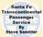 Santa Fe Transcontinental Passenger Service