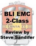 Model Review - BLI EMC 2-Class