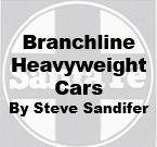 Model Review - Branchline Heavyweight Cars