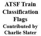 Santa Fe Train Classification Flags