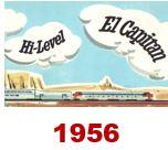 Advertising Brochure - El Capitan; 1956 (Bob Haben)