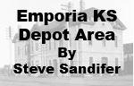 Emporia Kansas Depot Area