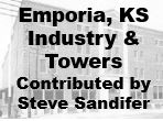 Emporia Kansas Industry and Towers