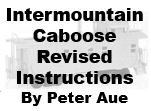 Intermountain Cboose - Revised Instructions