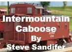 Intermountain Caboose