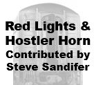 Red Lights and Hostler Horn