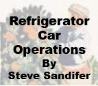 Refrigerator Car Operations