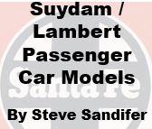 Suydam / Lambert Passenger Car Models