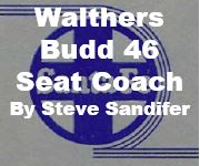 Model Review - Walthers Budd 46-Seat Coach