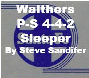 Model Review - Walthers Pullman Standard 4-4-2 Sleeper