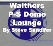 Model Review - Walthers Pullman Standard Dome Lounge
