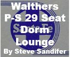 Model Review - Walthers Pullman Standard 29-Seat Dorm Lounge
