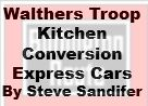 Model Review - Walthers Troop Kitchen Conversion Express Cars