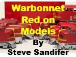 Warbonnet Red on Models