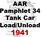 AAR Pamphlet 34 - Tank Car Load and Unload; 1941