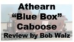 "Athearn ""Blue Box"" Caboose"