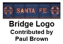 Santa Fe bridge logo