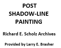Post Shadow-Line Painting