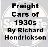 Freight Cars of the 1930s