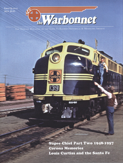 warbonnet cover first quarter 2019