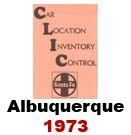 CLIC Book - Albuquerque - 1973