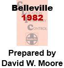 CLIC Book - Belleville, Texas - 1982