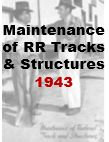 Wartime Brochure - Maintenance of Railroad Tracks and Structures