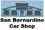 Santa Fe Drawings of San Bernardino Car Shop