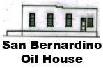Santa Fe Drawings of San Bernardino Oil House