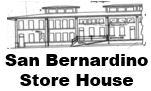 Santa Fe Drawings of San Bernardino Store House