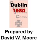 CLIC Book - Dublin, Texas- 1980