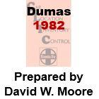 CLIC Book - Dumas, Texas- 1982