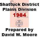 CLIC Book - Shattuck District, Plains Division - 1984