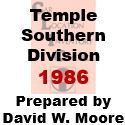 CLIC Book - Temple, Texas, Southern Division - 1986