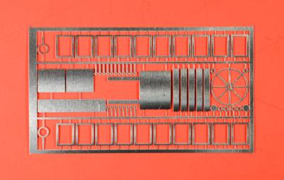 IM steel caboose detail set