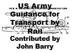 US Army Guidance for Transport by Rail (Tiedown Guide)