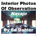 Interior Photos of Observation Navajo