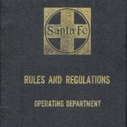 1927 Santa Fe Operating Rules
