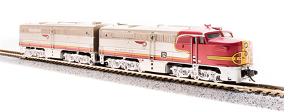 Broadway Limited model