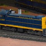 Model of ATSF S-2 #2357