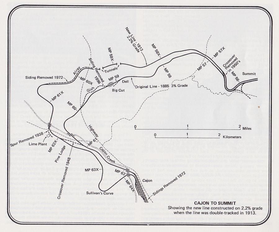 Map of Cajon pass improved