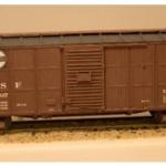 ATSF Bx-56 #32207 (model)
