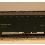 Model of an ATSF express reefer