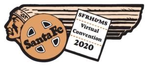 2020 SFRHMS Virtual Convention logo