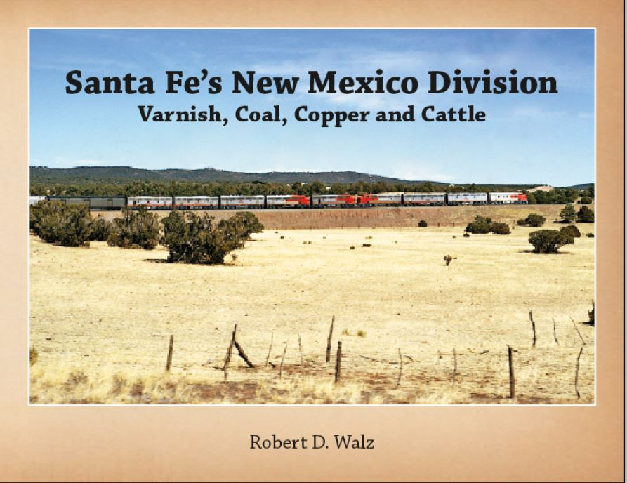 Santa Fe New Mexico Division Cover